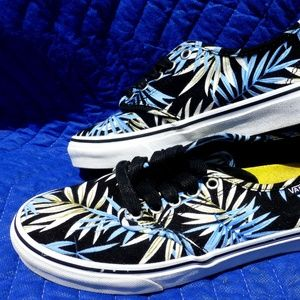 Vans Atwood Tropical Print Sneakers